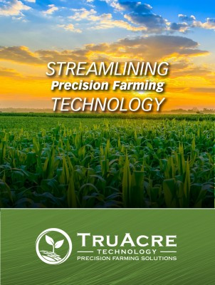 truacre technology brochure cover